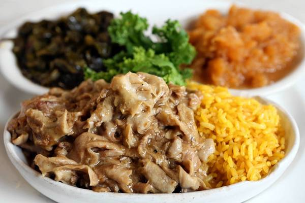 Orlando restaurant reviews nikki 39 s place tribunedigital for African american cuisine history