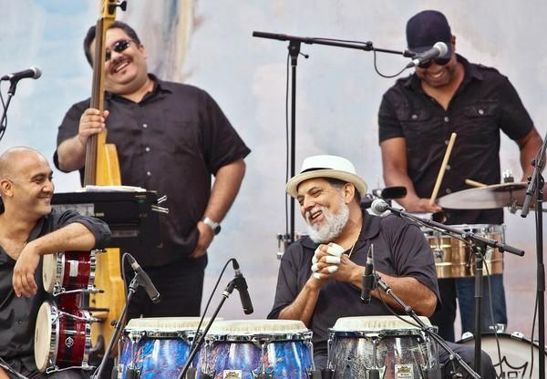 Poncho Sanchez and his Latin Jazz Band will perform from 1 to 3 p.m. July 27 at the Festival of the Arts in Laguna Beach.