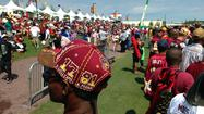 Record crowds turn out as Redskins open training camp in Richmond