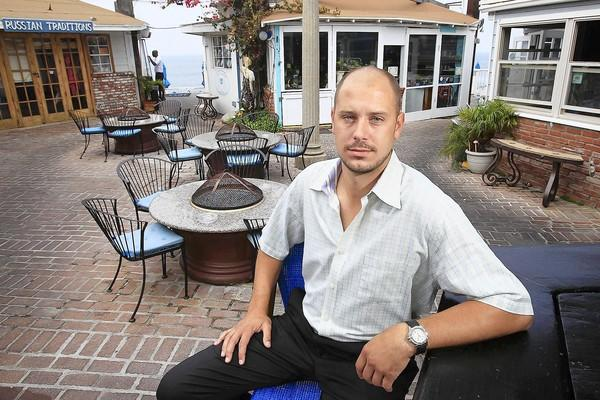 "Andrew Turula is general manager of The Cliff in Laguna Beach. The Laguna Beach Planning Commission will hold a hearing regarding a noise complaint against The Cliff's ""Music Matters"" series during Wednesday's meeting. Turula will argue against the possible stoppage of live music."