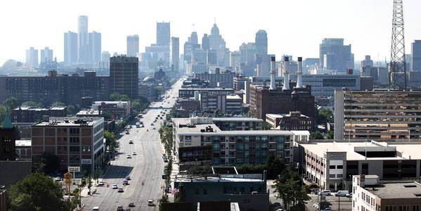 Detroit became the largest city to file for bankruptcy in U.S. history.