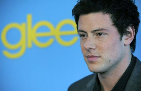 "Cory Monteith, star of Fox's ""Glee,"" died earlier this month. Cast and crew held a memorial for him on Thursday."
