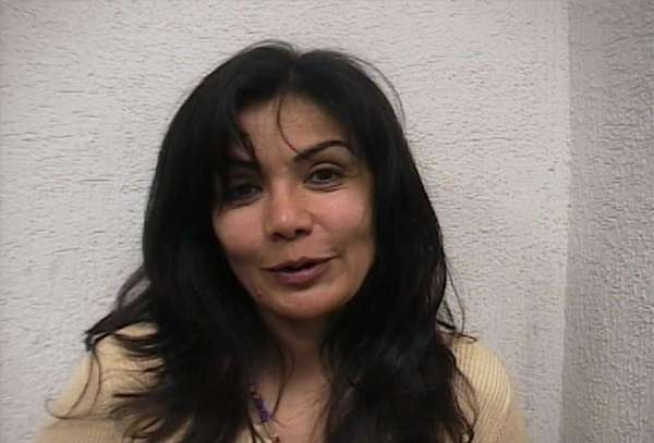 "Sandra Avila Beltran, known as the ""Queen of the Pacific,"" is seen in a photo taken after her 2007 arrest in Mexico City."