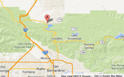 Wildfire in Hesperia burns 75 acres some homes threatened latimes