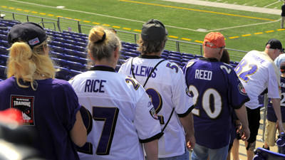Ravens' single-game tickets go on sale today