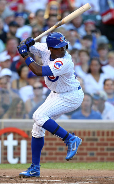Chicago Cubs left fielder Alfonso Soriano has been traded to the Yankees.