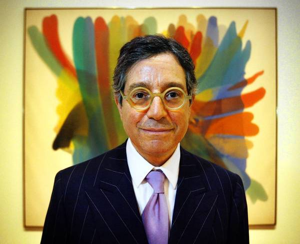 MOCA director Jeffrey Deitch