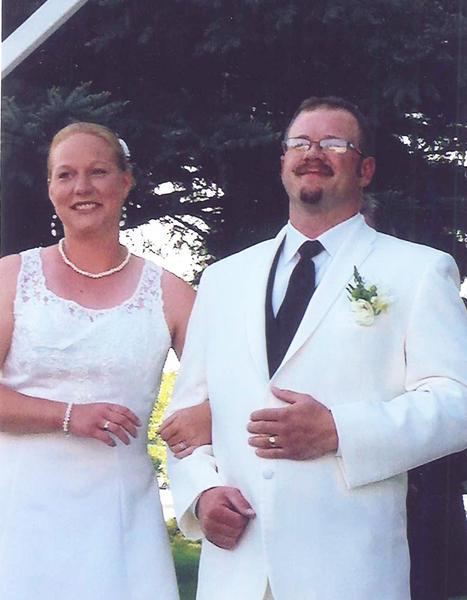 Mr. and Mrs. Seth Charles McBride