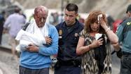 Spain train derailment: Driver detained, toll lowered to 78