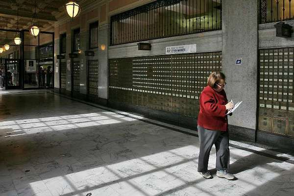 The historic Glendale Post Office may be closed and sold off by the U.S. Postal Service as part of a nationwide effort to cut costs and raise capital.