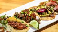 Jonathan Gold | L.A. restaurant review: Petty Cash takes taco culture to high-toque status