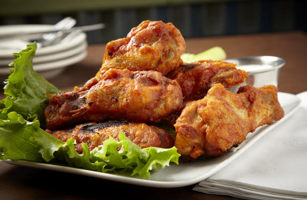 Challenge multiple levels of wings, from mild to super hot, this week at Cactus.