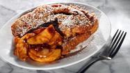 Restaurant recipe: 1892 East's crispy French toast