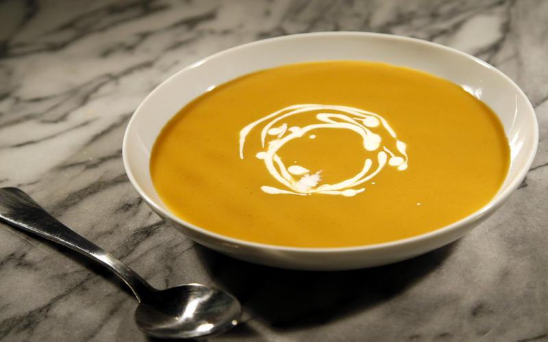 Recipe: Cold ratatouille soup - California Cookbook
