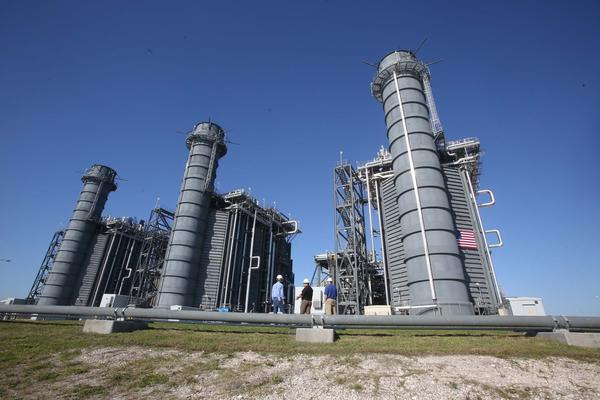On May 8, FPL dedicated its newly rebuilt power plant near Titusville. Its a monster and it runs on natural gas, which Florida depends on heavily  too heavily, critics say.