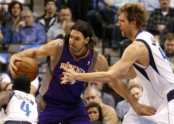 Power forward Luis Scola is set to join the Pacers.