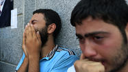 At least 60 dead in Egypt clashes; military blames Morsi backers