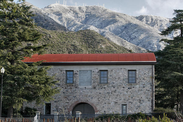 The roughly $1.2 million seismic upgrades on the historic Le Mesnager Barn at Deukmejian Wilderness Park was paid for by the Santa Monica Mountains Conservancy, a preservation group, and a grant from Los Angeles County.