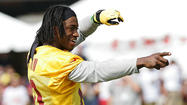 Photos: Redskins training camp in Richmond (US Presswire photos)