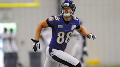 Ravens TE Dennis Pitta dislocates and fractures hip, could be o…