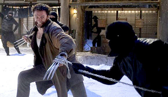 """The Wolverine"" was the No. 1 film at the box office, but came in about $20 million below industry expectations"