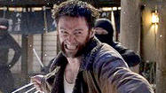 'The Wolverine' is No. 1, but comes in far below expectations