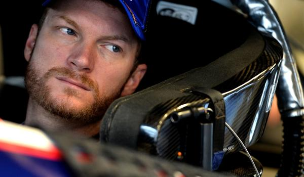 An unscheduled pit stop didn't prevent Dale Earnhardt Jr. from earning a top-10 finish in Sunday's Brickyard 400.
