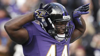It's time for the Ravens to bring back Vonta Leach