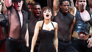 Review: Brooke Shields' 'Chicago' fun and ferocious at Hollywood Bowl