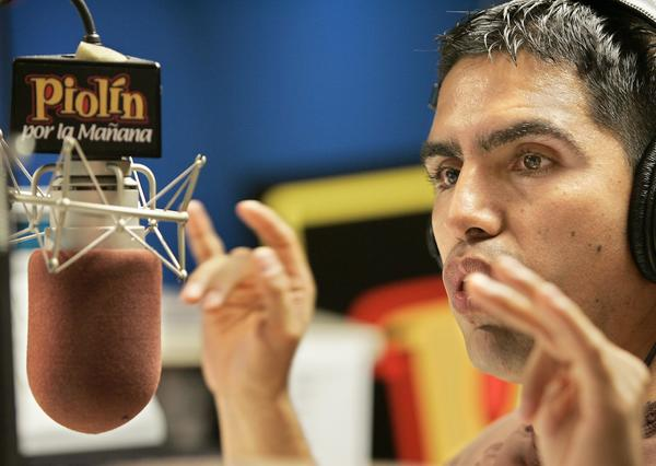 "Eddie ""Piolin"" Sotelo, host of the popular Spanish-language radio show ""Piolin por la Manana"" and immigration reform advocate, and Univision parted ways last week, surprising fans."