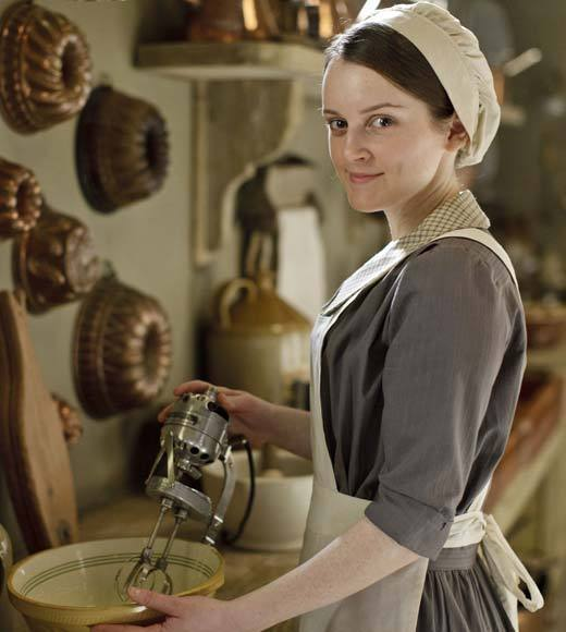 'Downton Abbey' Season 4 photos: Sophie McShera as Daisy