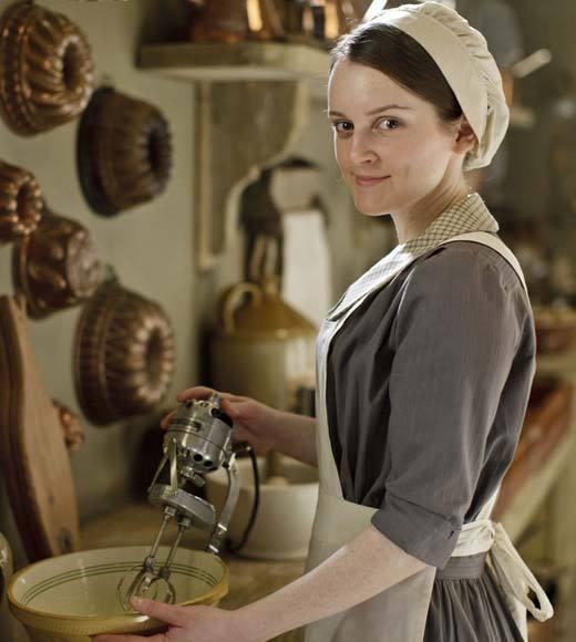 'Downton Abbey' Season 4 photos: Sophie McShera as Daisy
