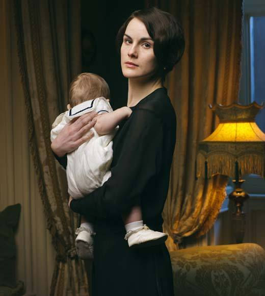 'Downton Abbey' Season 4 photos: Michelle Dockery as Lady Mary