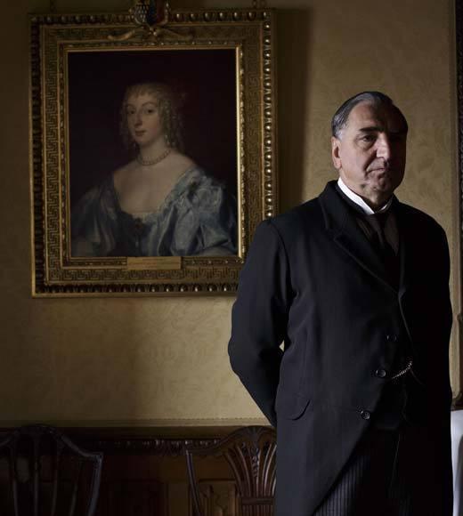 'Downton Abbey' Season 4 photos: Jim Carter as Mr. Carson