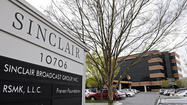 Sinclair Broadcast buying eight stations for nearly $1B