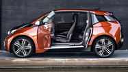 BMW officially debuts all-new i3 electric car