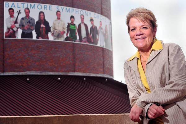 With a new contract, Marin Alsop will be the BSO's music director through 2021.