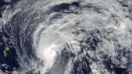 Hawaii braces for Tropical Storm Flossie