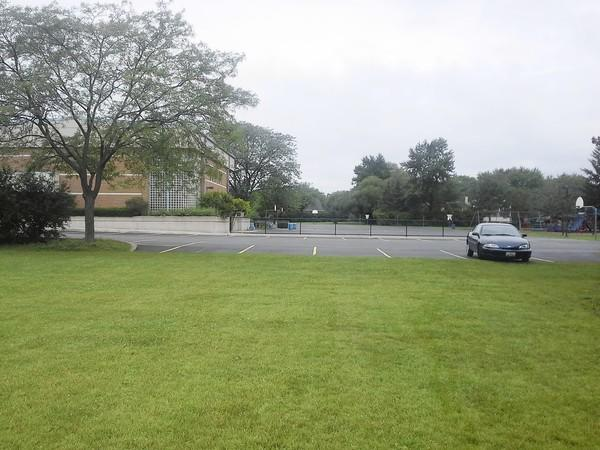 Northbrook School District 28's parking lot at the Westmoor School may soon be expanded in the future.