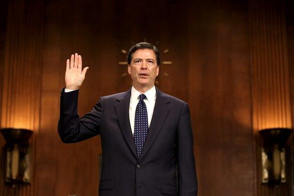 James B. Comey was confirmed Monday as director of the Federal Bureau of Investigation.