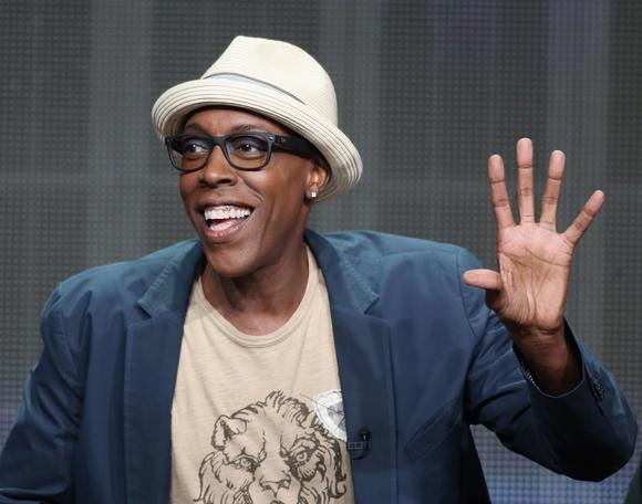 Arsenio Hall gets set for a late night comeback