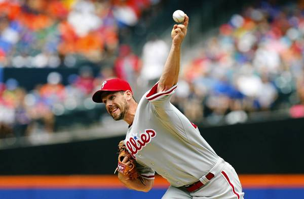 The Phillies are seeking prospects and salary relief in any trade for pitcher Cliff Lee.