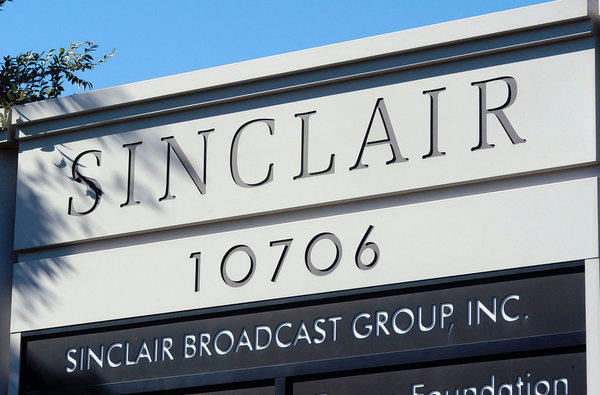 Baltimore's Sinclair Broadcast Group gained political muscle with its $985 million purchase of eight Allbritton stations including WJLA in Washington and NewsChannel 8.