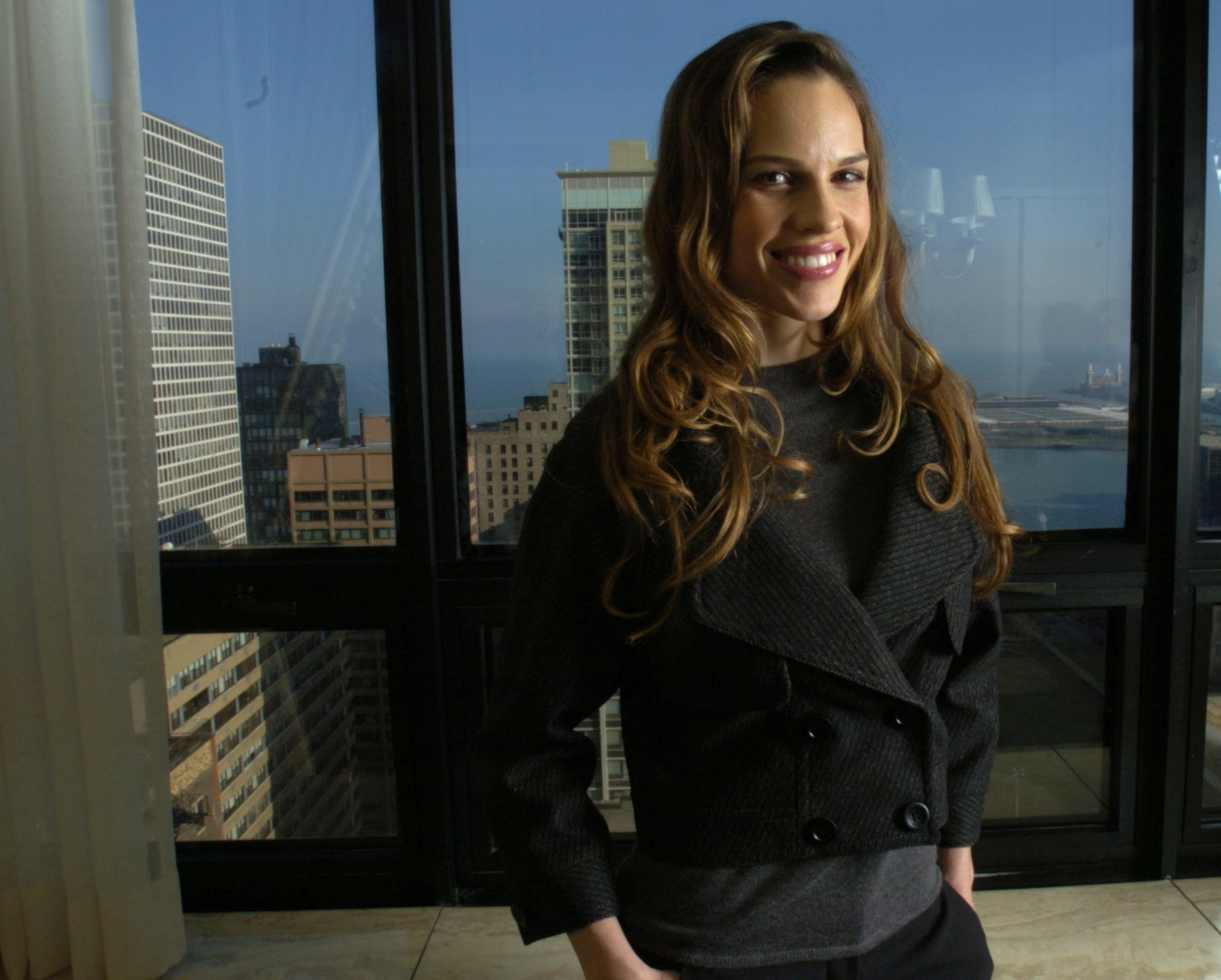 Celebrity production companies - Hilary Swank | 2S Films