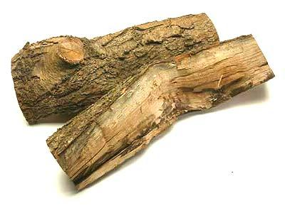The most clean-burning firewood, it's available in large, inexpensive quantities. The hardwood produces more heat than most oak species.
