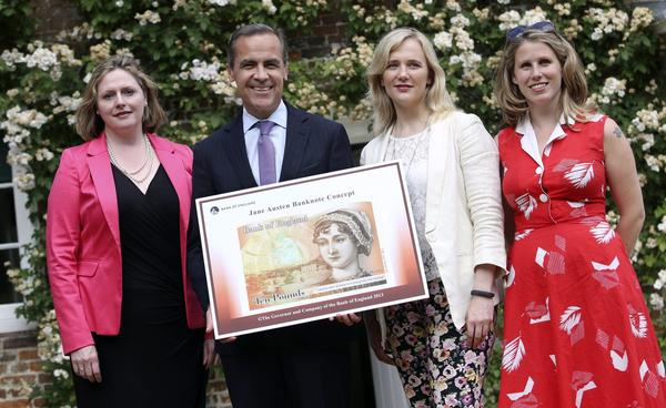 New Jane Austen bank note ignites Twitter flames