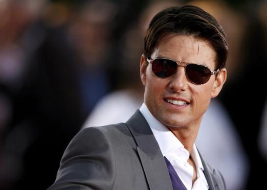 <strong>Celeb:</strong> Tom Cruise<p>