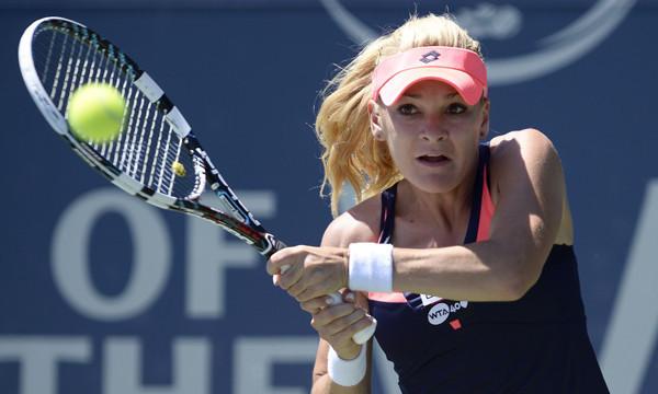 Agnieszka Radwanska ends Naomi Broadys hopes of making