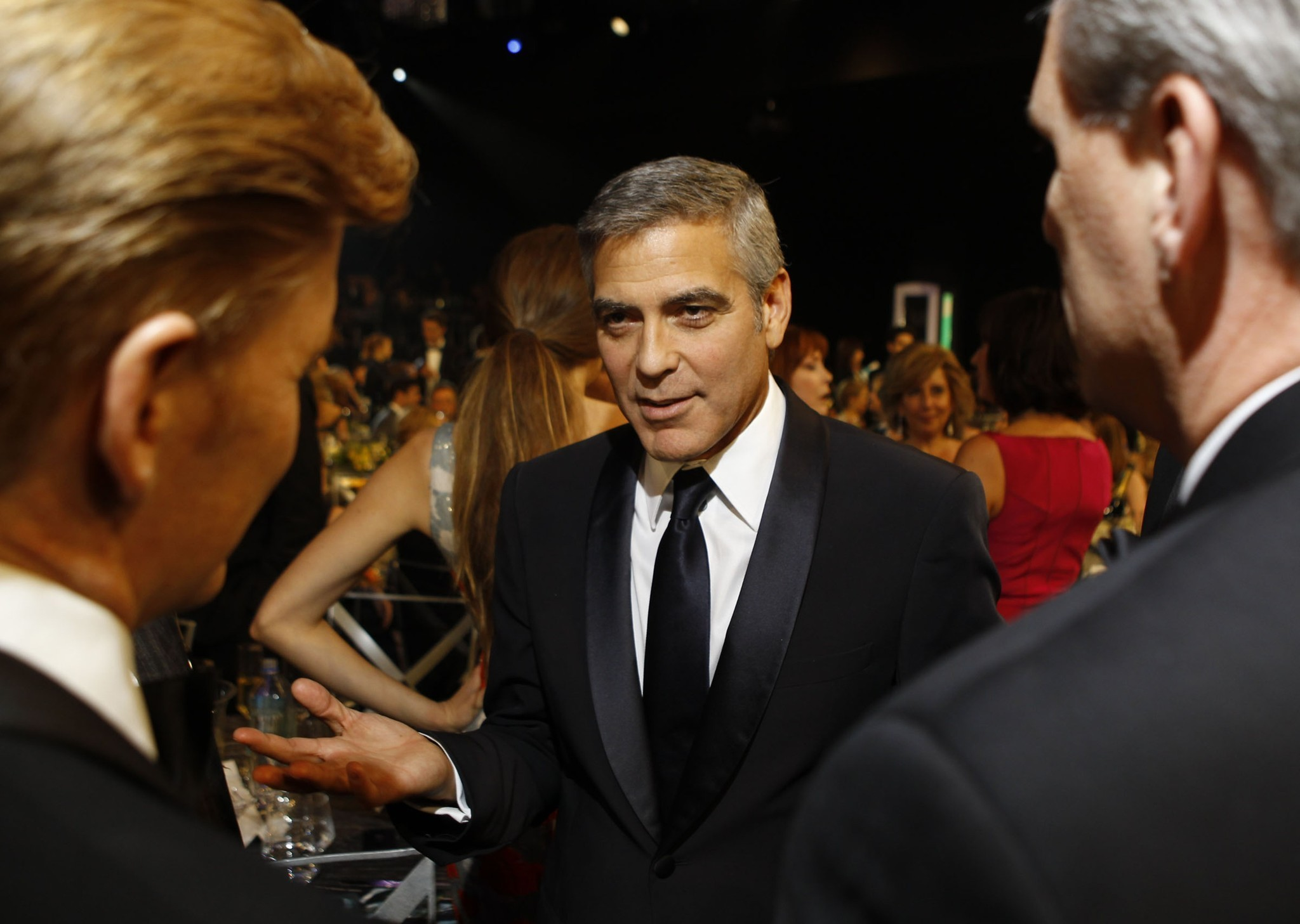 Celebrity production companies - George Clooney | Maysville Productions