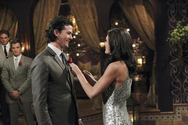 "A recap of the finale of ""The Bachelorette,"" during which Brooks told Desiree he was not in love with her"